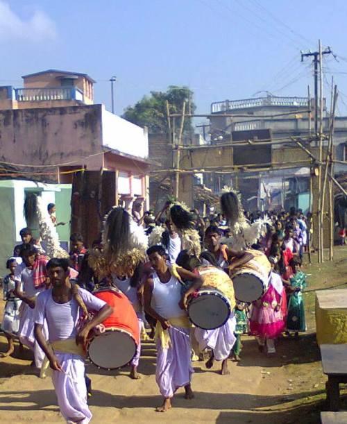 Durga Puja Nonihat (नोनीहाट) 2013